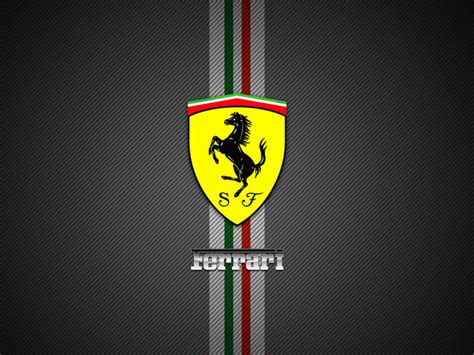 ferrari badge hd car wallpapers ferrari logo wallpaper