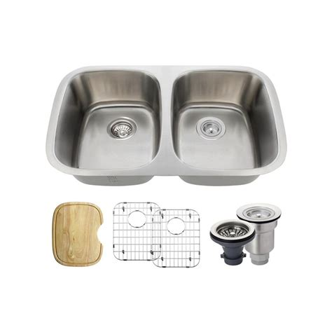 mr direct kitchen sinks reviews mr direct all in one undermount stainless steel 29 in