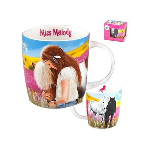 Mug Melody by Mug Cheval Tendresse Miss M 233 Lody