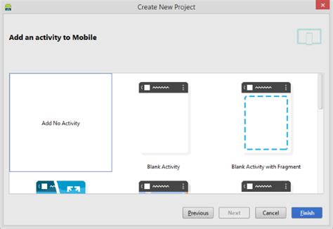 predefined templates for android apps hello android the hello world application codeproject