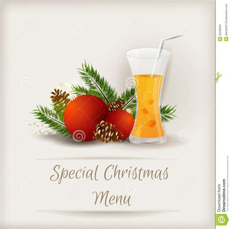 juice menu card templates special menu template stock vector image 35258329