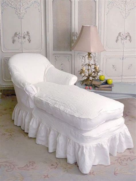 shabby chic chaise lounge diy chaise lounge slipcover woodworking projects plans