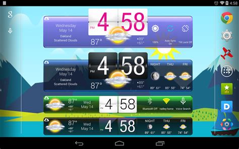 cool android widgets add widgets to home screen and lock screen with cool hd widgets app android news