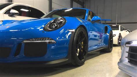 voodoo blue porsche porsche 911 gt3rs voodoo blue 991 gt3 rs