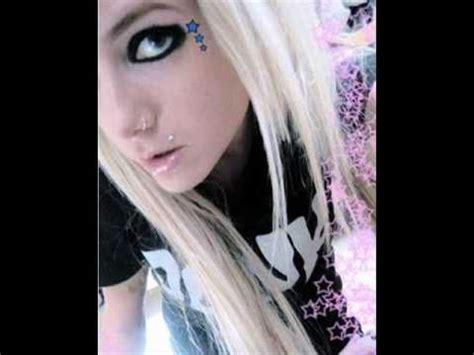 imagenes de chicas emo las chicas emo mas lindas youtube