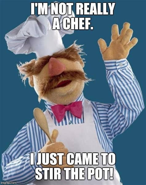 Meme Chef - swedish chef imgflip