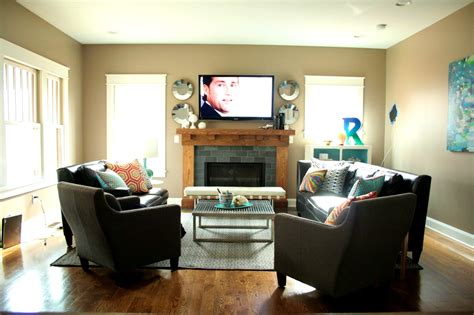 Studio Living Room Furniture Surefire Ideas To Arrange Living Room With Fireplace Decorationy