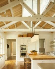 Kitchen Lighting Ideas Vaulted Ceiling Need Cathedral Ceiling Lighting Ideas For My Kitchen