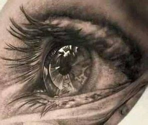 realistic eye tattoo tattoos i don t pinterest