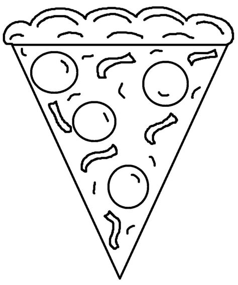 Pizza Template For A Card by S Day Pizza Craft Sea Of Knowledge