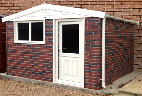 Garden Sheds And Garages by Garden Buildings Galleries White Buildings