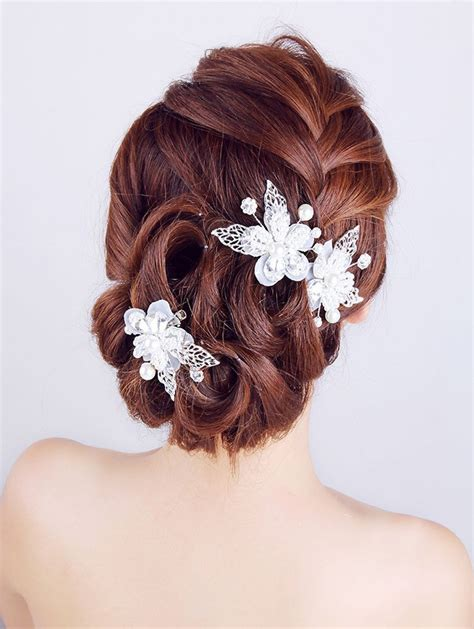 Cheap Vintage Wedding Hair Accessories Uk by Cheap Wedding Hair Accessories 40 Best Styles To Try