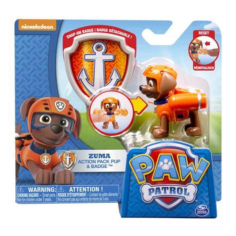 Paw Patrol Pack Pup Badge Rocky paw patrol pack pup badge zuma paw patrol