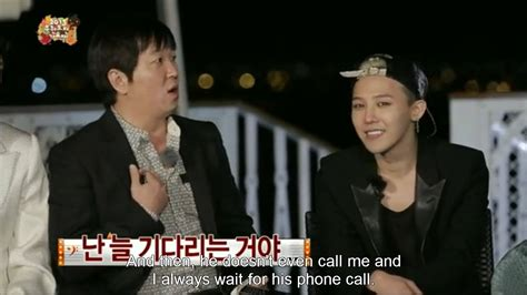 9 Reasons G-Dragon & Jung Hyung Don's Bromance Deserves an ... G Dragon 2013 Crooked