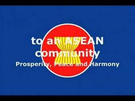 asean anthem let us move ahead the asean way by si chorus doovi