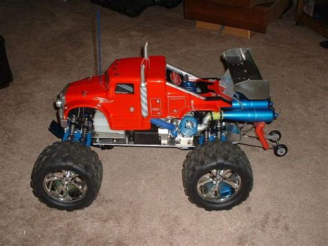 rc truck 3 engine rc truck hacked gadgets diy tech