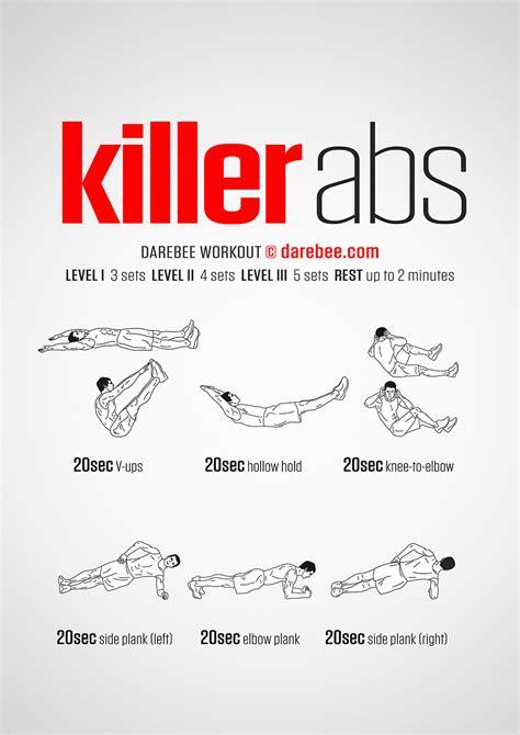 killer abs workout