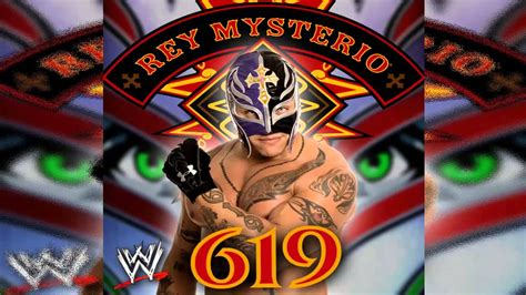 wwe themes pictures wwe rey misterio theme quot 619 rey mysterio quot 207 tunes