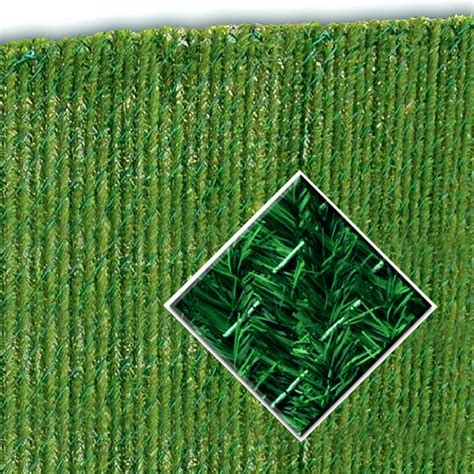 shop pexco green chain link fence privacy screen at lowes