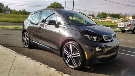 bmw i3 electric car range extended to 195 motoring 2014 bmw i3 rex range extended electric car drive report