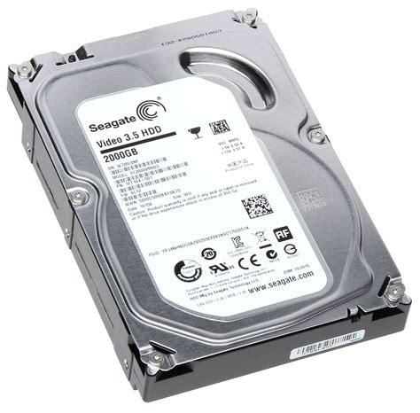 Hdd Seagate 2tb Hdd For Dvr Hdd St2000vm003 2tb 24 7 Pipeline Seagate Disk Drives Delta