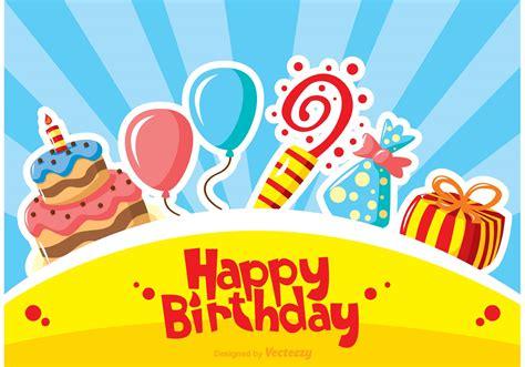 happy birthday happy birthday vectors free vector stock