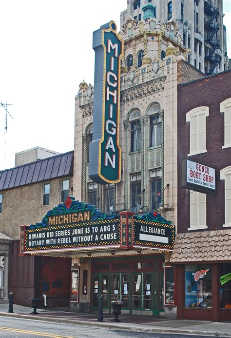 Jackson Mi Search Michigan Theatre Jackson Michigan