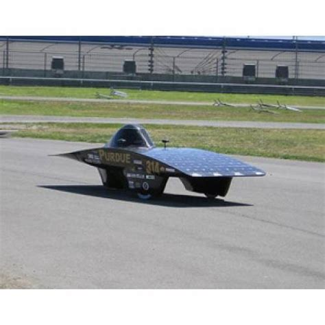 Purdue Students Mark 25 Years Of Building Racing Solar Solar Lights For Cing