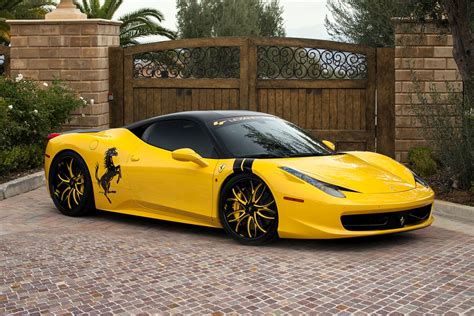 ferrari 458 custom lexani forged 174 113 3pc wheels rims
