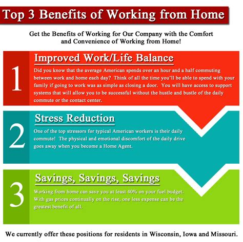 Work From Home In Sc by The Perks Sc Contact Centers