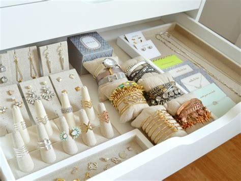 jewelry organization inspiration wade designs