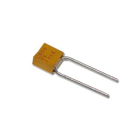 avx capacitor tool ck05bx101k avx capacitor 100pf 200v ceramic monolithic radial 2020000489