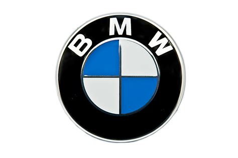 bmw genuine badge light alloy wheel adhesive sticker