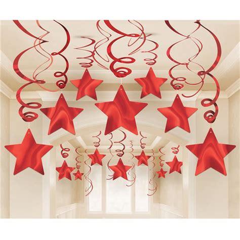 imagenes pin up navidad pack 30 estrellas rojas colgantes ideas pinterest