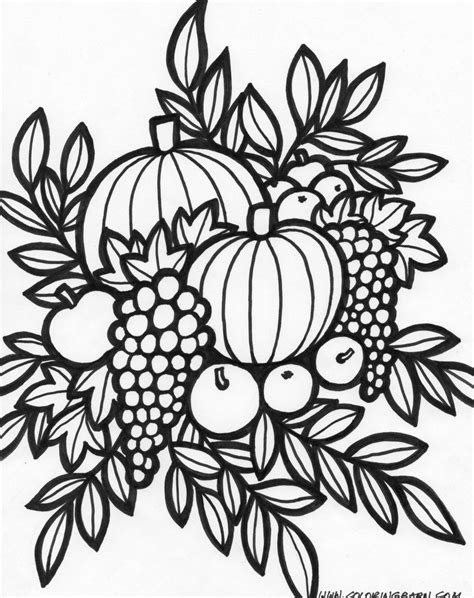 free online thanksgiving coloring pages for adults http www thecoloringbarn com wp content uploads 2010 07