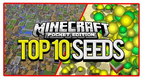best seeds minecraft top 10 pe seeds best seeds for minecraft pocket