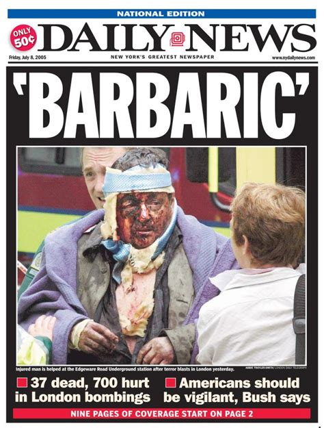 to skynews when buses exploded in they four terror bombs hit central in 2005 ny daily news