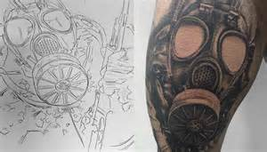 from stencil to ink victims of ink tattoo studio