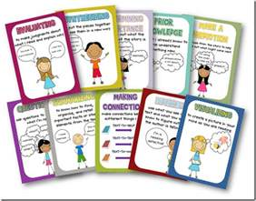 a year of many firsts comprehension strategy posters free