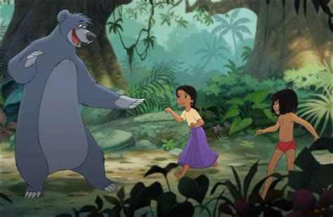 Jungle Book 2 2003 Full Movie The Jungle Book 2 Movie Production Notes 2003 Movie Releases