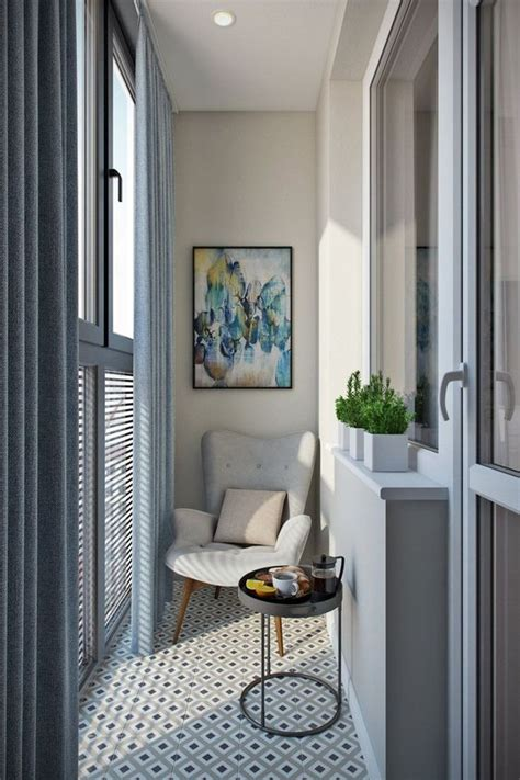 enclosed balcony ideas  create  space  relaxation