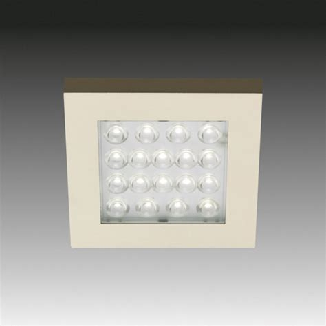 hera cabinet lighting hera lighting eq led warm white spotlight stainless steel