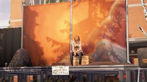 Bench 32 Setting Fire To Teenage Souls In Life Is Strange Before