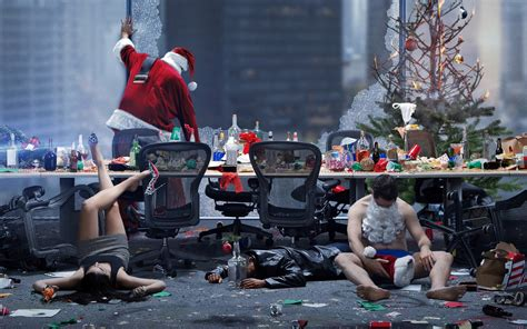 office christmas party new hd wallpapers