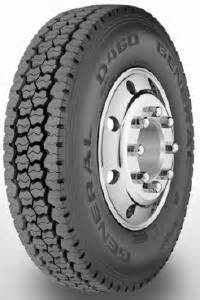 General Truck Tires 460 General Drive Medium Truck Tires From D And J Tire The