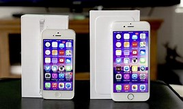 Image result for compare iphone 5 to iphone 6. Size: 268 x 160. Source: www.youtube.com