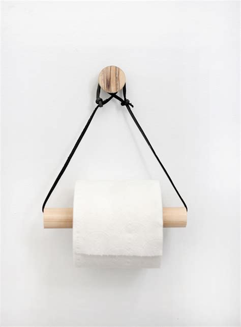 Make Toilet Paper Holder - diy toilet paper holder 187 the merrythought