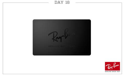 Rays Gift Card - day 18 ray ban 200 digital gift card travel leisure