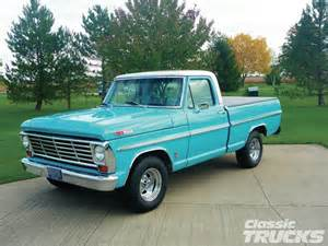 1967 ford f 100 classic cruisers rod network