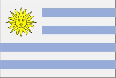 flags of the world uruguay free picture flag uruguay